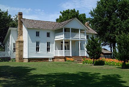 Dog Island Ranch, Oklahoma, Will Roger's birthplace<br> (http://www.willrogers.com/ranch/ranchbio/birth.jpg)