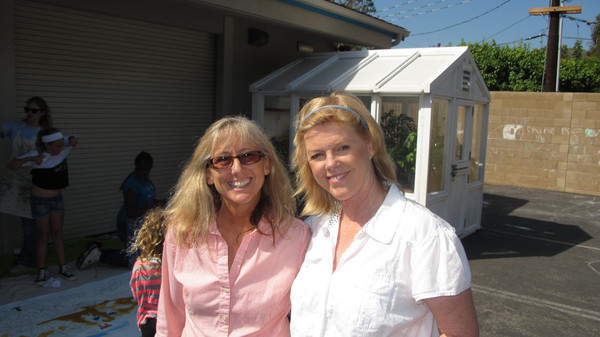 MY HERO Media Arts Director and Laguna Beach artist Robin Wethe Altman <P>(Photo courtesy of Robin Wethe Altman)