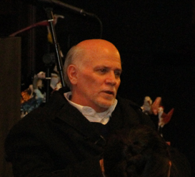World Peace advocate, author, painter, and activist Ron Kovic