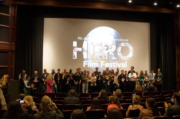 Film Festival Winners in the Ray Stark Family Theater