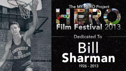 Dedicated to Bill Sharman