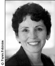 Dr. France Cordova <br>Photographer: Payam Rahimian <br> Photo from: <br>http://www.instadv.ucsb.edu/<p>