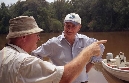 E.O. Wilson on the <a href=http://www.alabamawriter.com/Articles/Pascagoula%20Part%20I.htm>Pascagoula River</a>