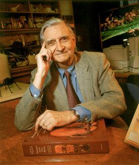 <a href=http://www.answers.com/topic/edward-osborne-wilson>E.O.Wilson</a>