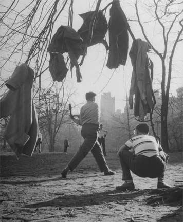 Kids Playing in Central Park<br>Photo by Martha Holmes<br><i>Life</i> Magazine<br>(http://www.life.com/Life/)