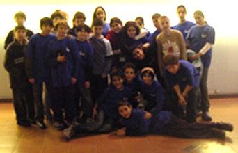 Marsha Goren's 6th Grade Class