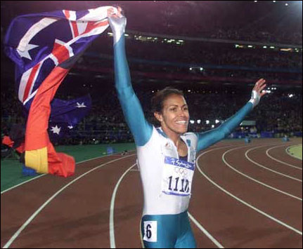 Cathy Freeman My Hero