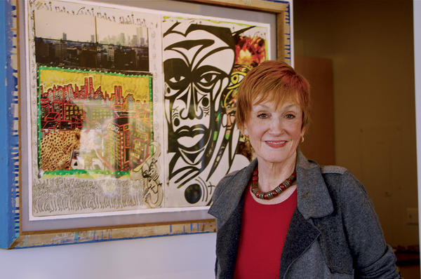 Kathy Eldon founded the Creative Visions Foundation partly to honor her son, Dan Eldon, a photojournalist who was killed in Somalia in 1993. CVF has supported 90-plus projects, including 15 documentary films. It helps filmmakers, artists, musicians, writers, environmentalists, and others.  <P>Marilyn Jones