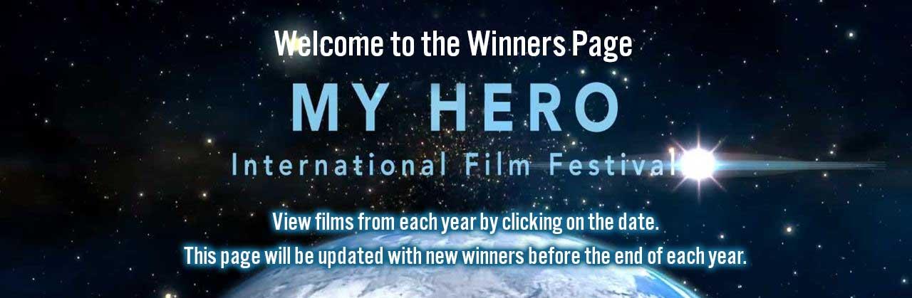 MY HERO Film Festival