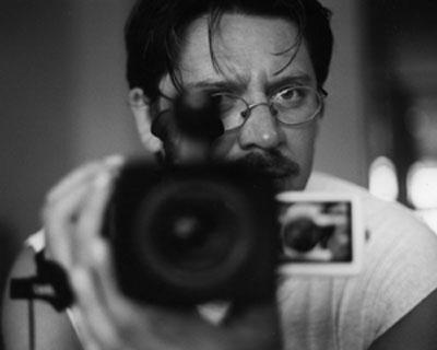 Roberto Arévalo runs The Mirror Project