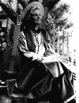 Cowboy Singer Extraordinaire