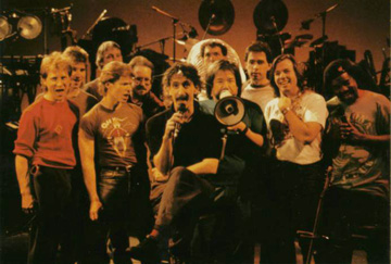 Zappa with The 88 Band