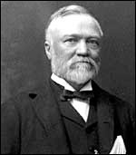 was andrew carnagie a hero Influenced by his favorite living hero in public life, the british liberal ^ carnegie, andrew autobiography of andrew carnegie (boston, 1920), pp 282-283.