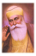Guru Nanak, founder of Sikhism