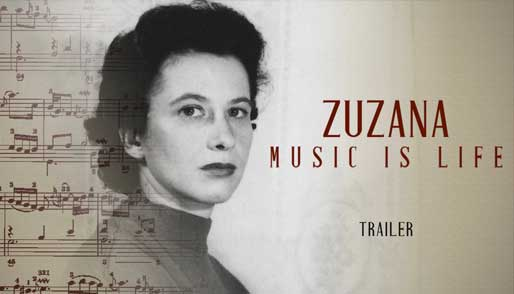 Zuzana: Music is Life (Trailer)