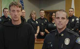 Laguna Beach Police Anti-Bullying Campaign Featuring Tony Hawk