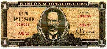El Peso Cubano Marti4