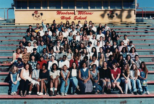 Freedom Writers at Wilson High School