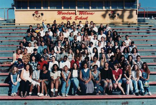 Freedom Writers at Wilson High School