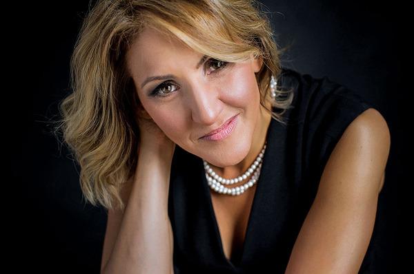 Barb Stegemann, creator of the fragrance company, The 7 Virtues. <P>Courtesy of Nicole Lapierre