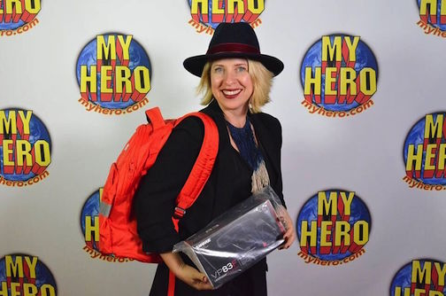 Tiffany Shlain - Best of Fest and Relationships First Prize with The Future of Our Species   myhero.com/go/bof15?