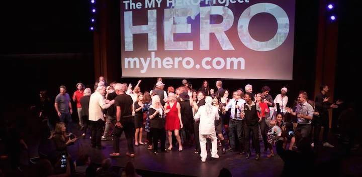 The MY HERO Project Celebrates its 20th Anniversary With Multimedia Festival