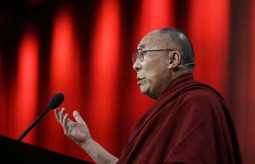 the dalai lama turns my hero the dalai lama speaks at the u s conference of ors in napolis sunday