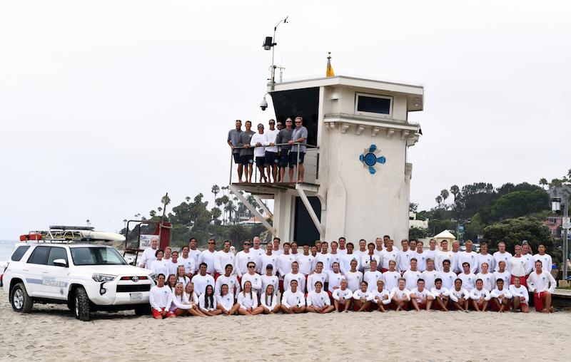 Laguna Beach Lifeguards will be honored at the Laguna Hero Fest