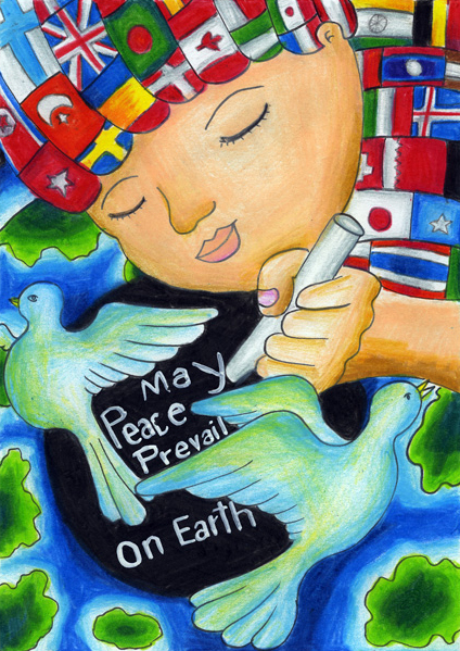 may peace prevail on earth essay Goipeace international essay contest posted on february 29, 2008 by qnoi standard sapa tau ada yang tertarik may peace prevail on earth.