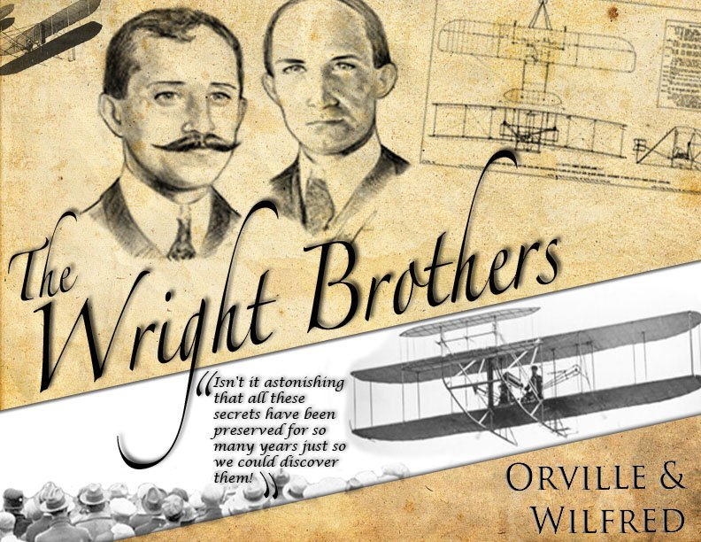 a report on the wright brothers Train runs train rides are available at carillon park from 1:00 pm - 4:00 pm unless otherwise noted with weather permitting.