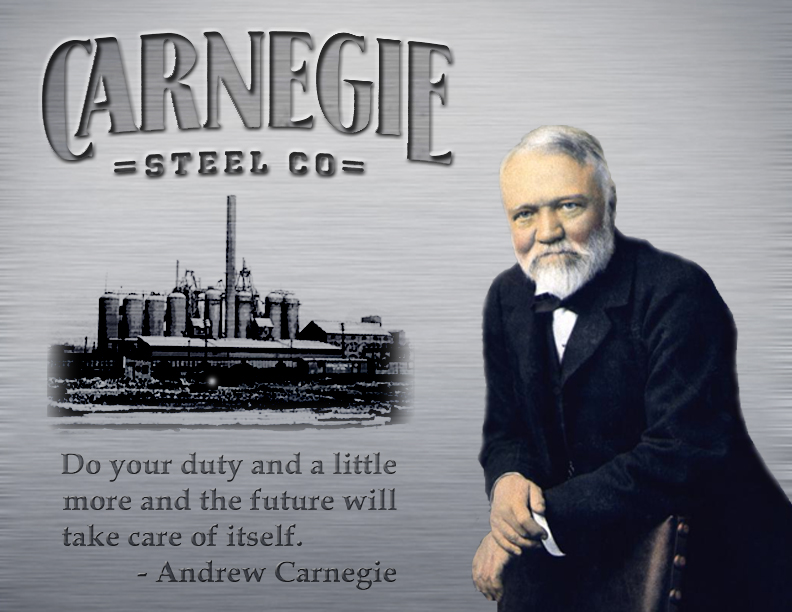 The Life and Times of Andrew Carnegie (Part 2) – Hour 1