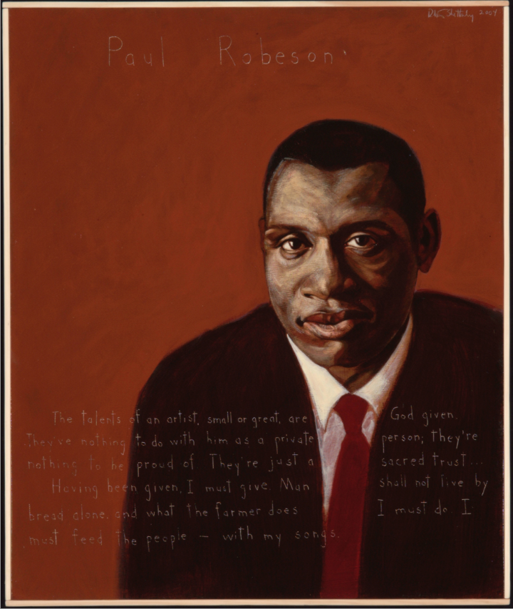 paul robeson Paul robeson was a famous african-american singer, actor, and civil rights  activist this biography offers detailed information about his.