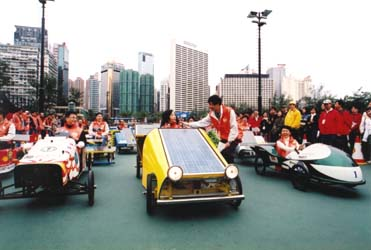 Solar Cart Race in Hong Kong (foe.org.hk)