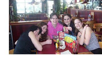 Gina and Friends (Gina Gallant)