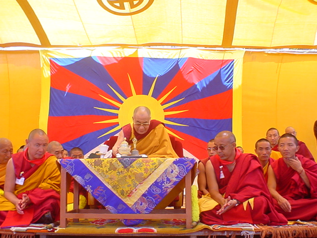 His Holiness the 14th Dalai Lama (westkameng.nic.in)