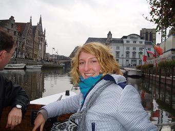Beth in Belgium (Beth Rickard)