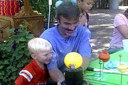 Todd enjoying his family (abc.com)