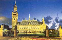 Peace Palace in the Hague, Netherlands (www.holland.com)