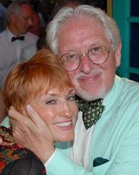 Kathy Eldon et Michael Bedner, les jeunes mariés. (Kathy Eldon)