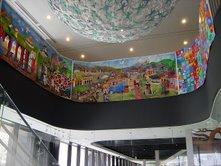 Japan Art Miles on display in Japan (JAM)