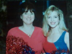 Darlene and her Mom (Darlene Cavalier)