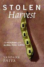 Stolen Harvest book cover<br>Southend Press