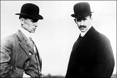 Orville and Wilbur Wright | MY HERO