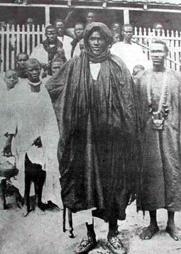 Cheikh Ibra Fall, disciple of Cheikh Ahmadou Bamba (www.htcom.sn)