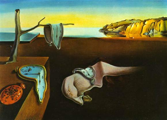 Persistence of Memory (https://www.virtualdali.com/#gallerySurreal1)