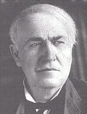 Thomas Edison <br>(https://www.internet-encyclopedia.org/wiki.php?title=Thomas_Edison)