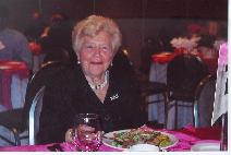 My great-grandmother on her 91st birthday