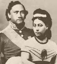 Queen Emma and King Kamehameha IV (https://queens.org/about/history.html)