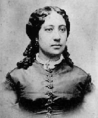 Young Bernice Pauahi Bishop