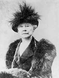 <center>Photo of Mary Cassatt</center>